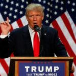 大統領選挙(トランプ氏当選)影響でのFX利益