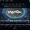 OPSkins発の仮想通貨WAX(ワックス:WAX)とは? 特徴や将来性、チャートなど