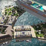 太平洋に浮かぶ革命的な「人工都市」を計画 政府の法や税金に縛られないユートピア