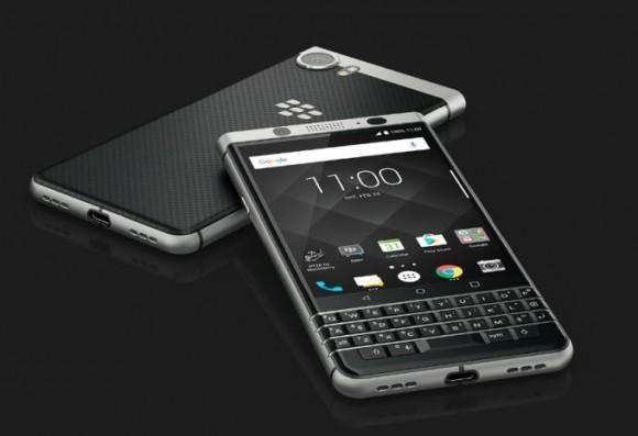 物理キーボード付きのスマホ「BlackBerry KEYone」が発表