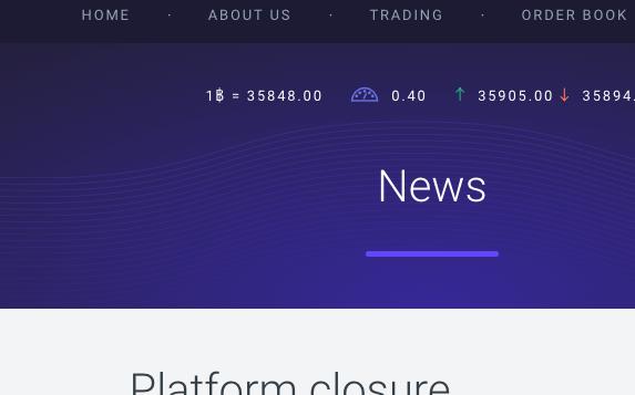 ルーマニアのビットコイン交換所BTCxChangeが閉鎖をアナウンス