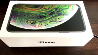 iPhone 6が使えなくなったのでiPhone XSに買い替えた結果