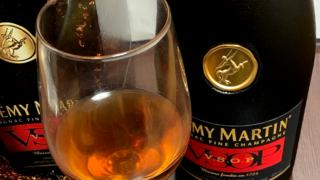 レミーマルタンVSOPを素人が飲んでみた味と感想