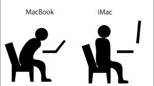 パソコンをmacに変える人はMacBookよりもiMacの方がいいかもしれない